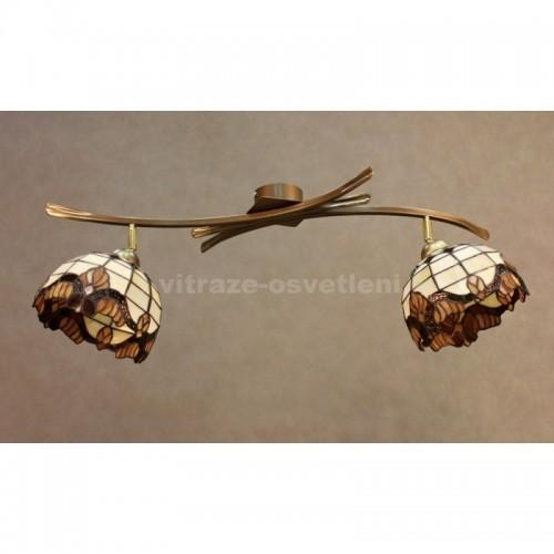 Stropní svítidlo Tiffany 2 PPME 20 (vitraze-osvetleni)