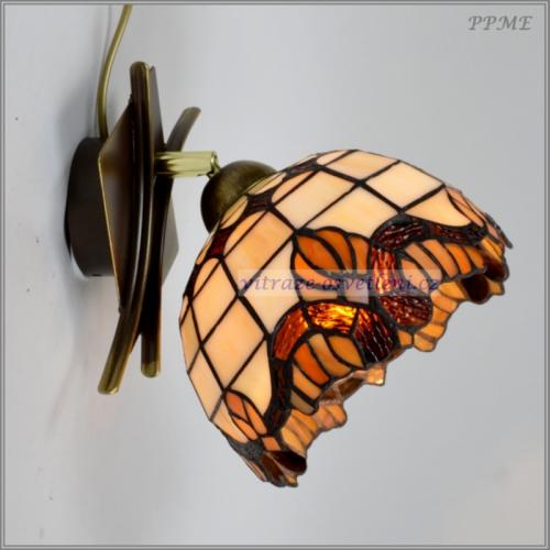 Nástěnné svítidlo Tiffany PPME 20 (vitraze-osvetleni)
