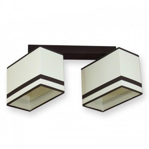 Moderní stropní svítidlo AB 236-B2, 2x E27