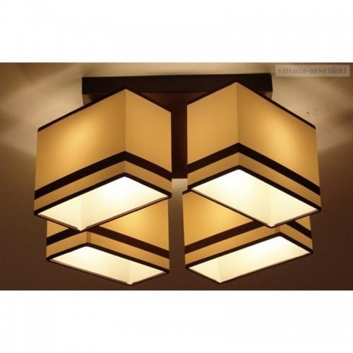 Moderní stropní svítidlo AB 236-A4, 4x E27