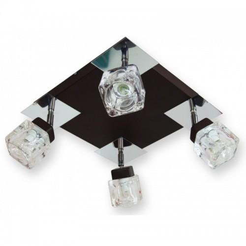 Moderní stropní svítidlo KR231-A4, 4x E14/40W