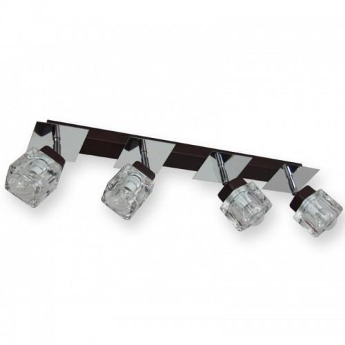 Moderní stropní svítidlo KR231-B4, 4x E14/40W