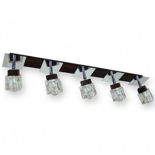 Závěsné stropní svítidlo KR231-B5, 5x 40W/E14