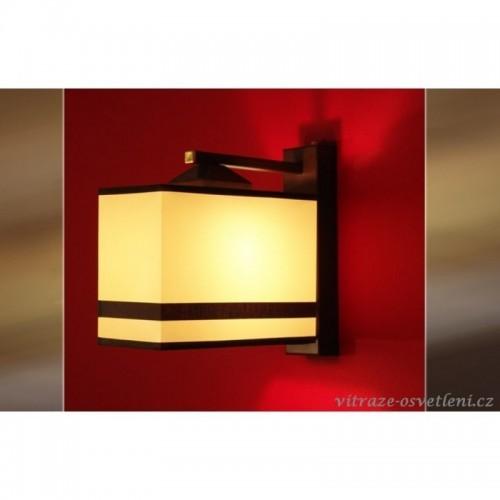 Moderní nástěnné svítidlo AB 236-N1, E27/60W