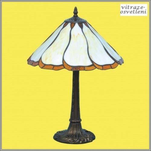 Vitrážová stolní lampa G-K141688