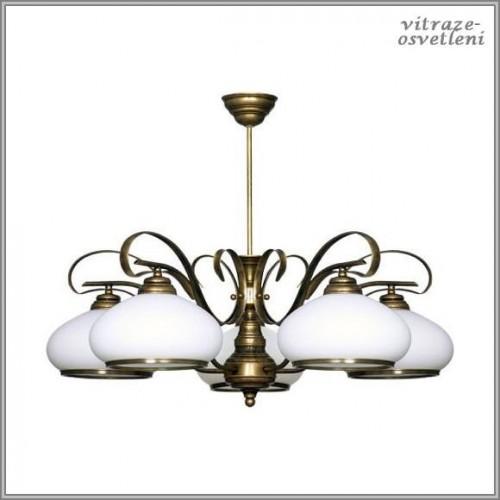 Klasický lustr Paty VIII-493F