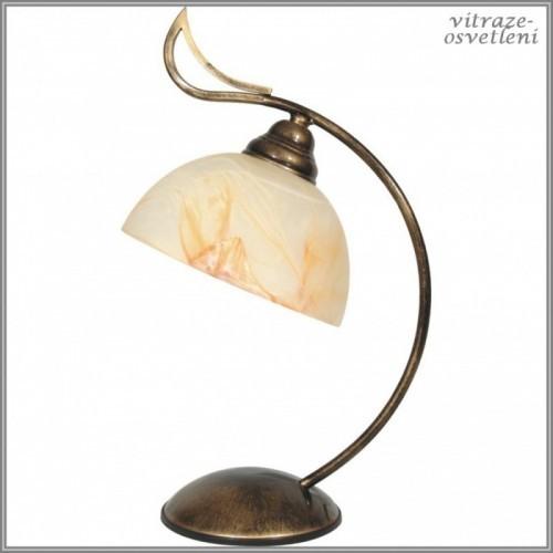 Stolní lampa klasická AL396B