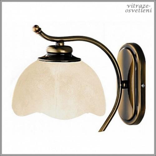 Nástěnná lampa Patyna V-382 C