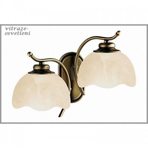 Nástěnná lampa Patyna V-382 D