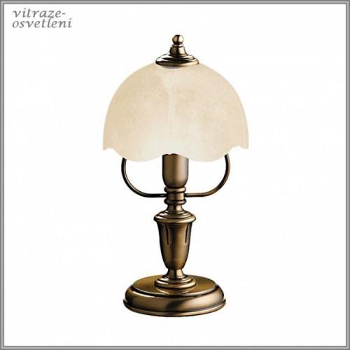 Klasická stolní lampa AL-382 B