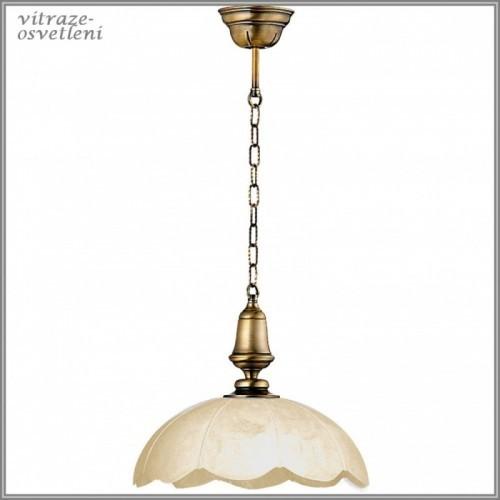 Závěsné svítidlo Patyna V-382 G