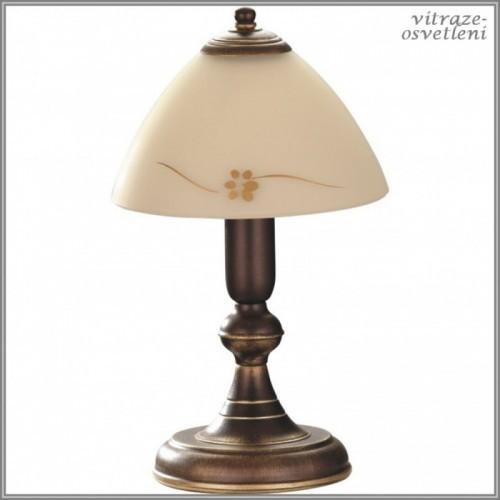 Klasická stolní lampa H377B, 1xE27/60W