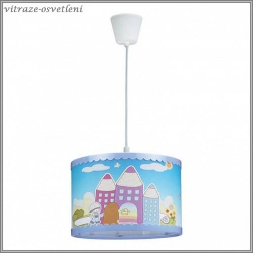 Dětský závěsný lustr M-KD14009-1CAB