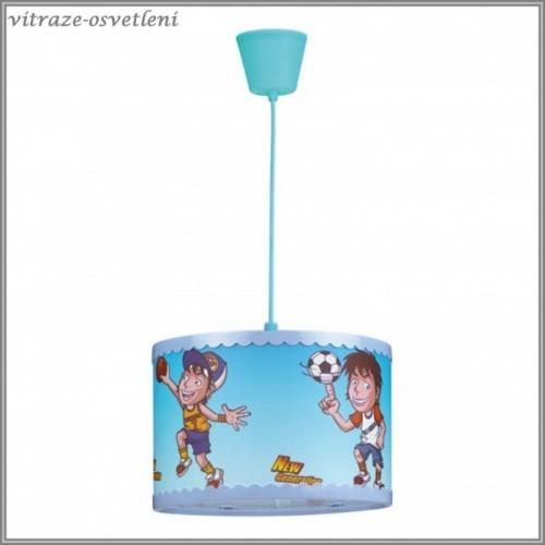 Dětský závěsný lustr M-KD14009-1CAH