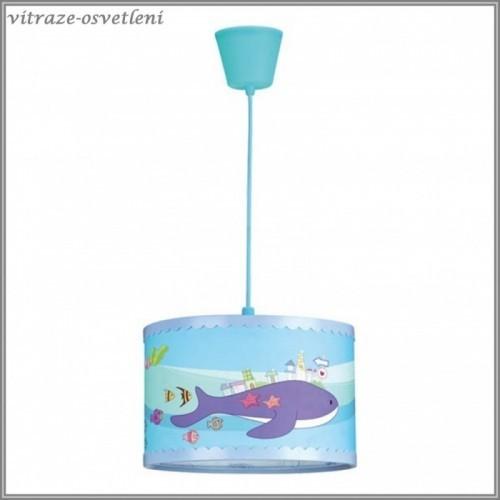 Dětský závěsný lustr M-KD14009-1CAY