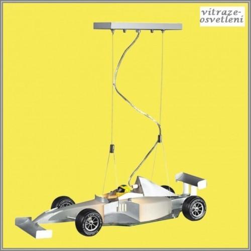 Dětský lustr Formule F1 M-KD3088-1, DOPRAVA ZDARMA!