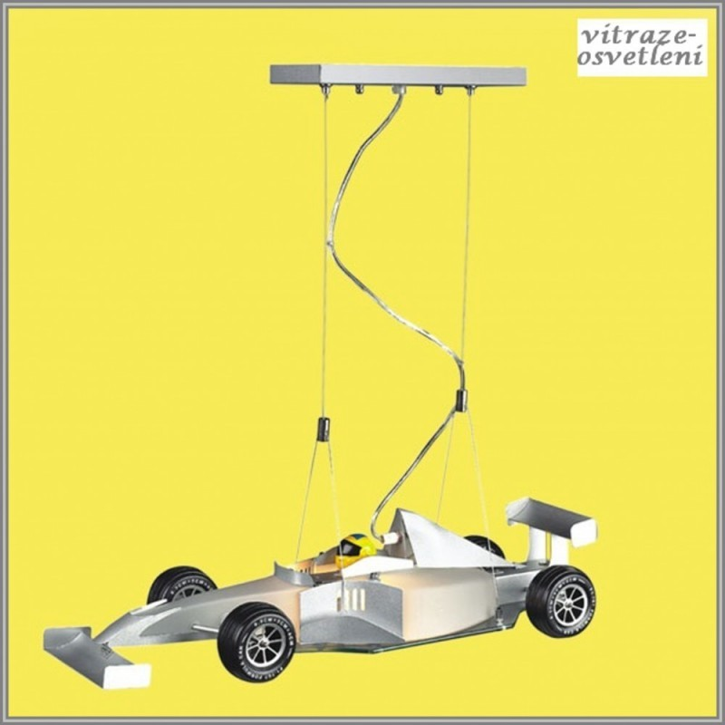 Dětský lustr Formule F1 M-KD3088-1
