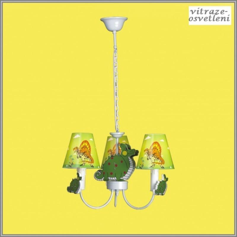Dětský lustr M-KD8069-3D