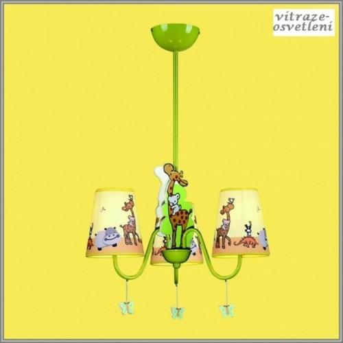 Dětský lustr M-KD11020-3A