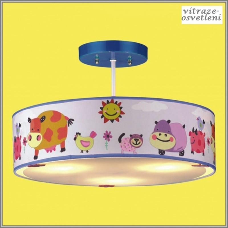 Dětské stropní svítidlo M-KD9046-3