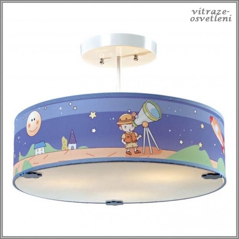 Dětské stropní svítidlo M-KX13021-3