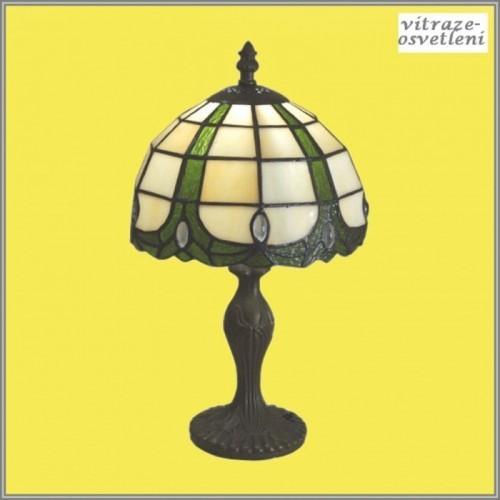 Vitrážová lampička G-K082166