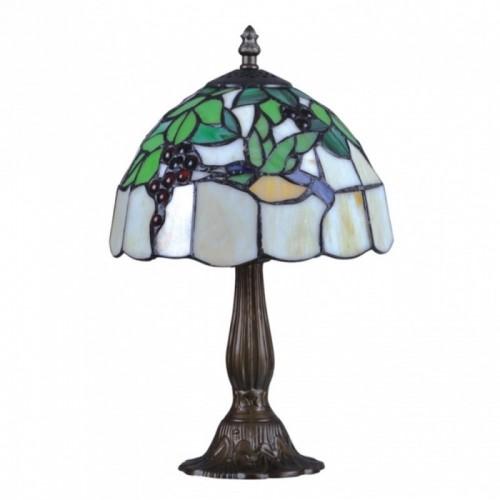 Vitrážová lampička G-K08789