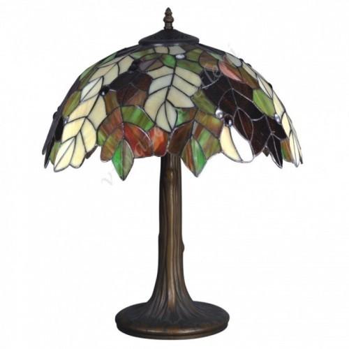 Vitrážová stolní lampa G-K161420, 42x58 cm