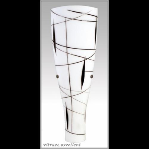 Moderní nástěnné svítidlo L043/K