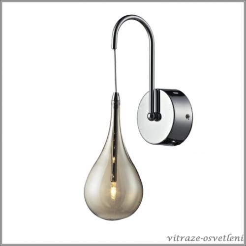 Moderní nástěnné svítidlo LF 300-K, žárovka zdarma