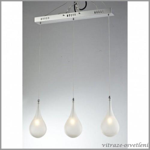 Moderní závěsné svítidlo Avia LA3-299/3, žárovky ZDARMA!