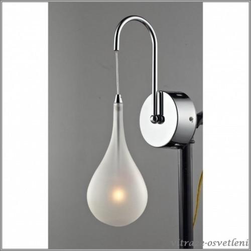 Moderní nástěnné svítidlo LA 299-K, žárovka zdarma