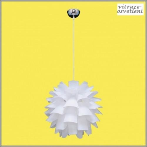 Moderní závěsné svítidlo O-KP9021, 90 x 43 cm