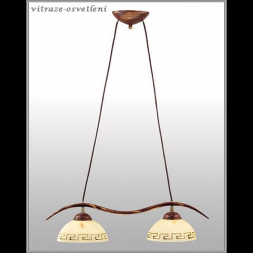 Klasický lustr 050/2 GREKA
