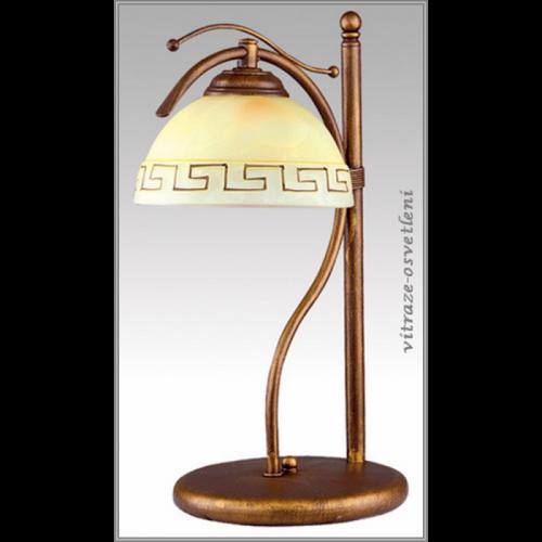 Klasická stolní lampička 065/LM GREKA