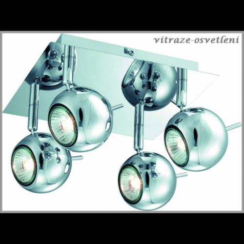 Moderní bodové svítidlo LV 501/4
