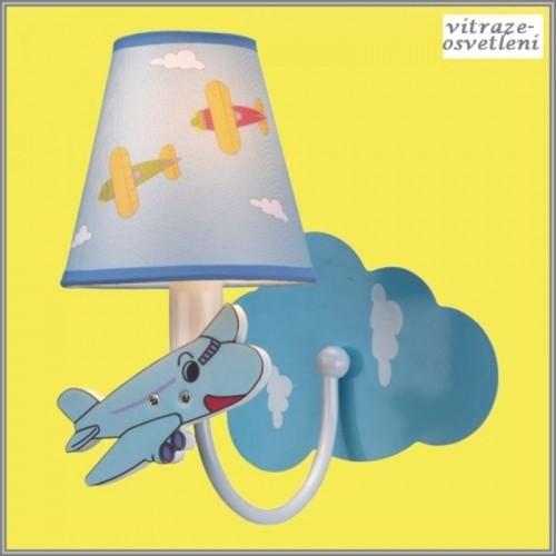 Nástěnné dětské svítidlo M-KB8069-1C