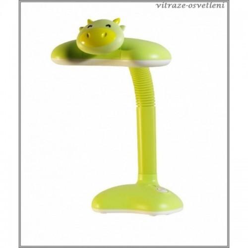 Dětská stolní lampička K6218 ZELENÁ