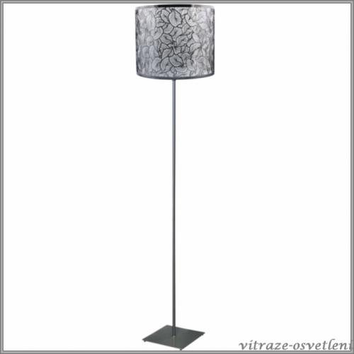 Designová stojanová lampa L132/ST, E27/60W