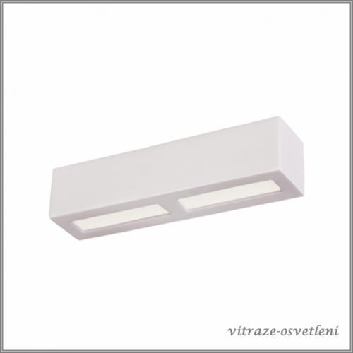 Nástěnné keramické svítidlo L026/40B