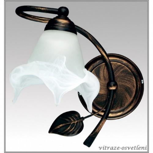 Nástěnné svítidlo LA090/N