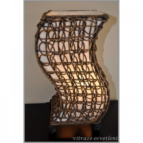 Ratanová lampa MS1533