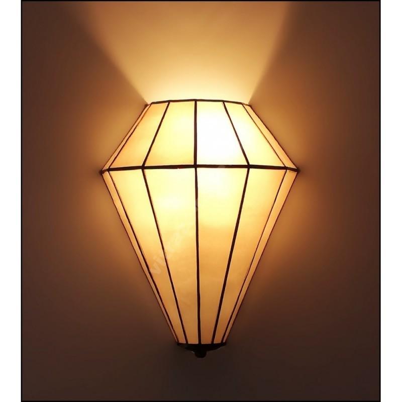 Nástěnné vitrážové svítidlo Arted 25