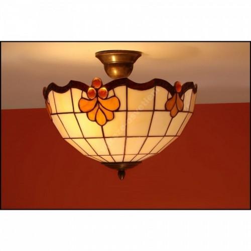 Stropní lustr Tiffany Royal 30