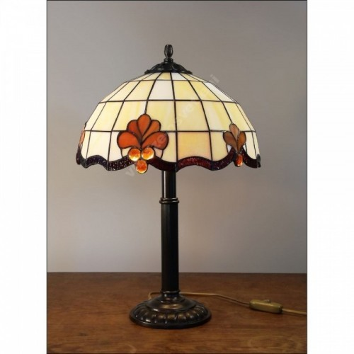 Stolní lampa Tiffany - Royal 30, 48 cm