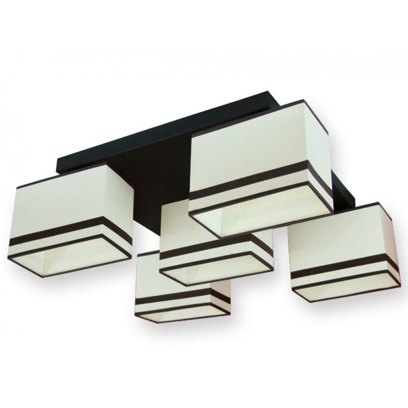 Moderní stropní svítidlo AB236-A5, 5xE27/60W
