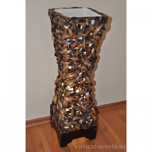 Lampa bambusová S1510