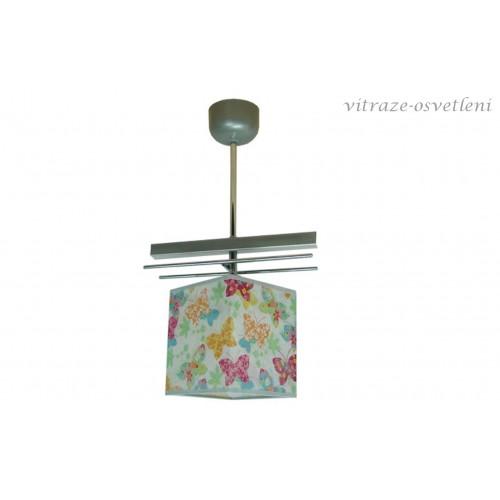 Dětský závěsný lustr LU234-Z1, 1xE27/60W