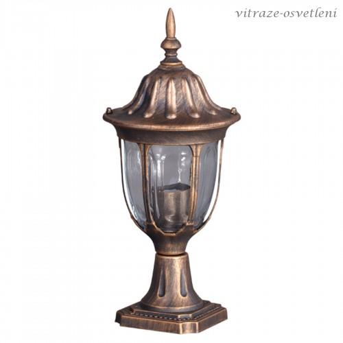 Zahradní lampa 15007S2/NV, v.40 cm, 1xE27/60W