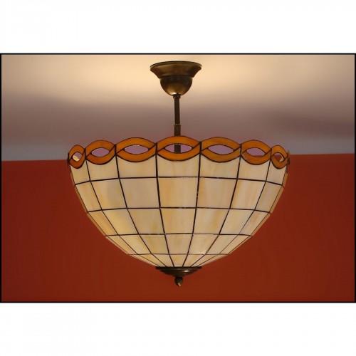 Lustr stropní Tiffany Zmijka 40